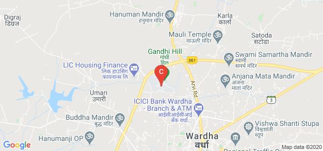 Mahatma Gandhi Antarrashtriya Hindi Vishwavidyalaya, Pipri, Wardha, Maharashtra, India