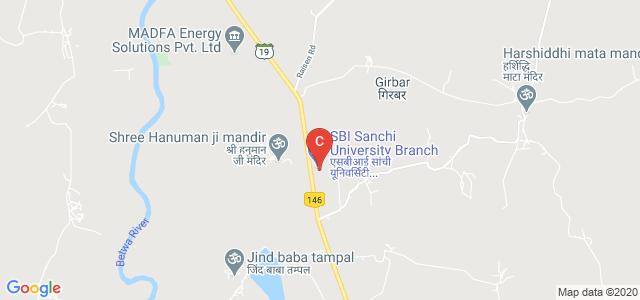 Sanchi University of Buddhist-Indic Studies, Barla, Madhya Pradesh, India