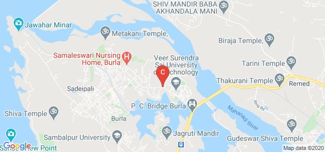 Kirba Chowk Bus Stop, Burla, Odisha, India