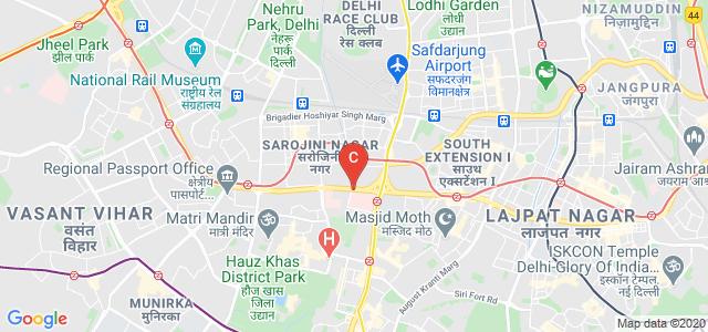 Vardhman Mahavir Medical College & Safdarjung Hospital, Safdarjung Campus, Ansari Nagar West, New Delhi, Delhi, India