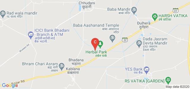 Jagannath University, Bahadurgarh, Jhajjar, Haryana, India