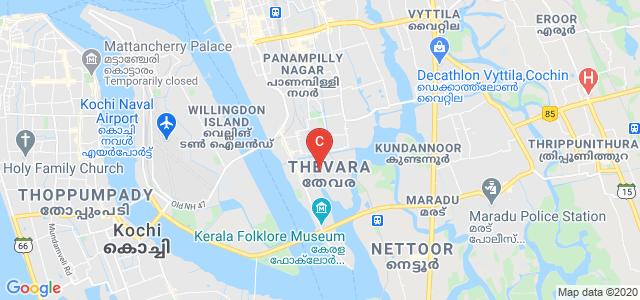 Sacred Heart College, Pandit Karuppan Road, Thevara, Kochi, Kerala, India