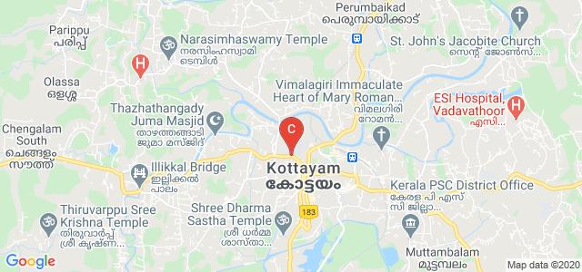 CMS College Kottayam, Chungam, Kottayam, Kerala, India