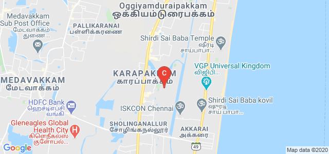 Tamil Nadu Teachers Education University, Karappakam, Chennai, Tamil Nadu, India