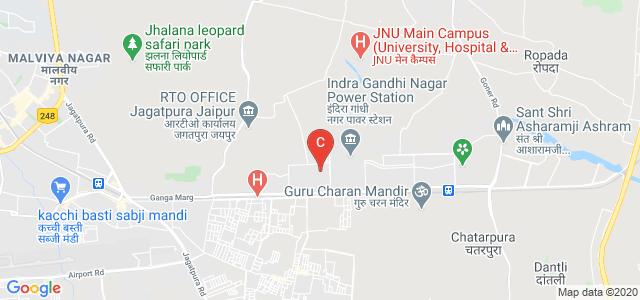 Haridev Joshi University of Journalism and Mass Communication, Indira Gandhi Nagar, Sector 2, Ghati Karolan, Jaipur, Rajasthan, India