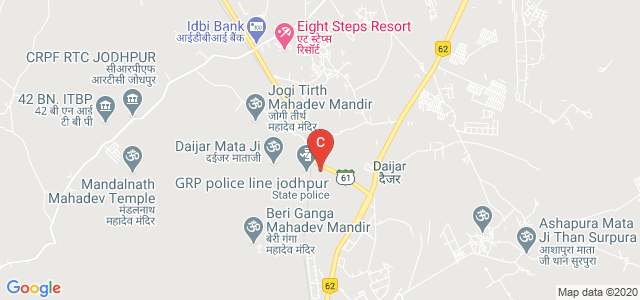 Sardar Patel University of Police Security and Criminal Justice Jodhpur, Jodhpur, Rajasthan, India