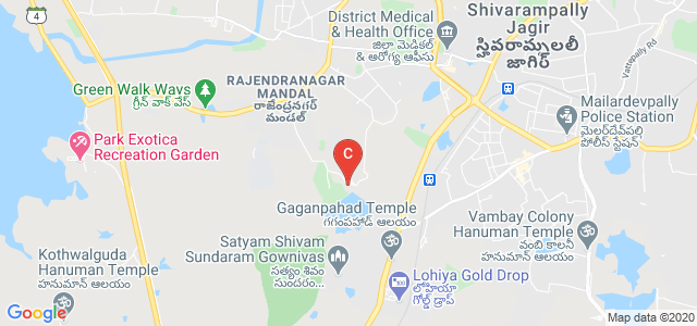 MANAGE Administrative Building, Manage Road, Police Quaters, Rajendranagar mandal, Hyderabad, Telangana, India