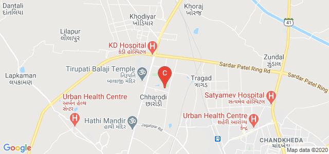 Nirma University, Sarkhej-Gandhinagar Highway, Gota, Ahmedabad, Gujarat, India