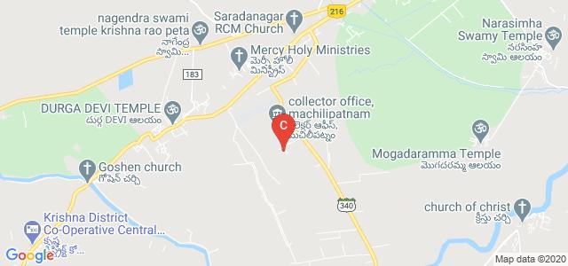 Krishna University, Machilipatnam, Andhra Pradesh, India