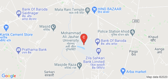 Mohammad Ali Jauhar University, Rampur, Uttar Pradesh, India