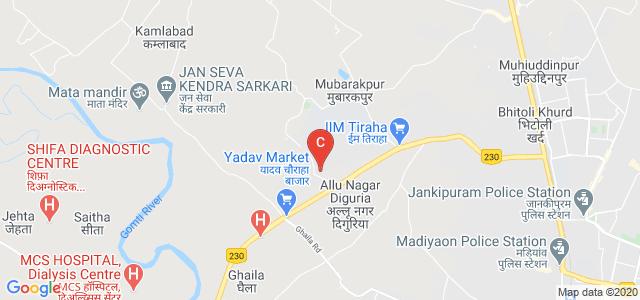 Khwaja Moinuddin Chishti Urdu, Arabi-Farsi University, Hardoi Bypass Rd, Prabandh Nagar, Mubarakpur, Lucknow, Uttar Pradesh, India