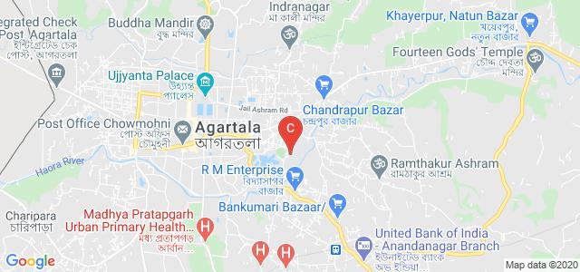 Maharaja Bir Bikram University, Dhaleswar, Agartala, Tripura, India