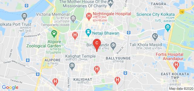 The West Bengal University Of Teachers' Training, Education Planning And Administration, Chakraberia, Ballygunge, Kolkata, West Bengal, India