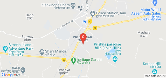 Medi-Caps University, Rau, Indore, Madhya Pradesh, India