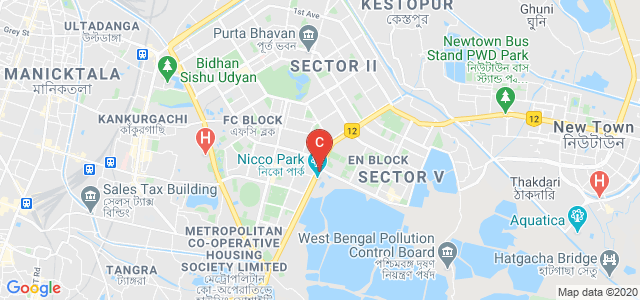 Institute Of Engineering And Management, GN Block, Sector V, Salt Lake City, Kolkata, West Bengal, India