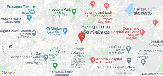 Center for Management Studies, Lal Bagh Main Road, Vinobha Nagar, Sampangi Rama Nagar, Bangalore, Karnataka, India