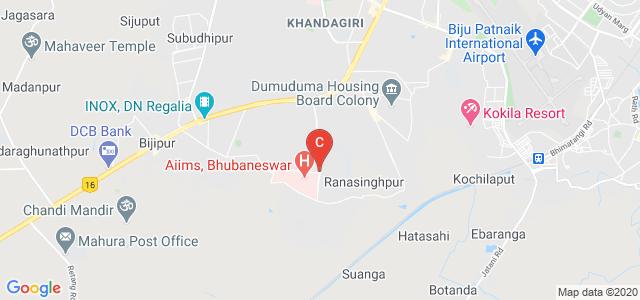 All India Institute of Medical Sciences, Bhubaneswar, Sijua, Patrapada, Bhubaneswar, Odisha, India