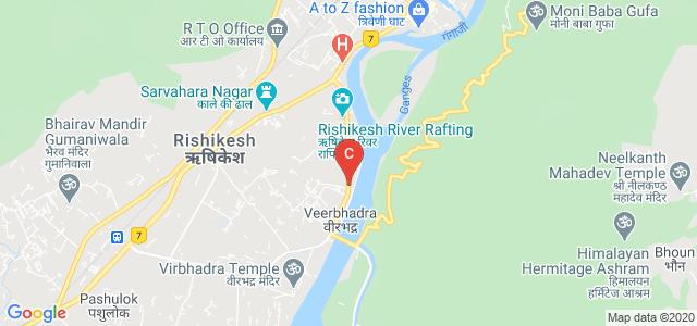 All India Institute of Medical Sciences, Sturida Colony, Rishikesh, Uttarakhand, India