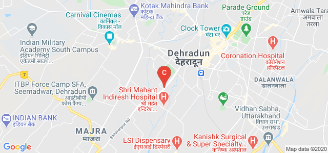Shri Guru Ram Rai University, West Patel Nagar, Patel Nagar, Dehradun, Uttarakhand, India