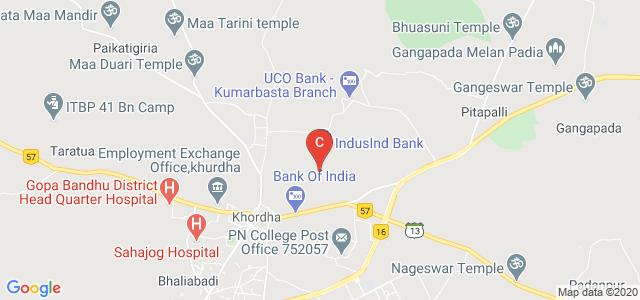 Academy of Management and Information Technology, Khurda, Odisha, India