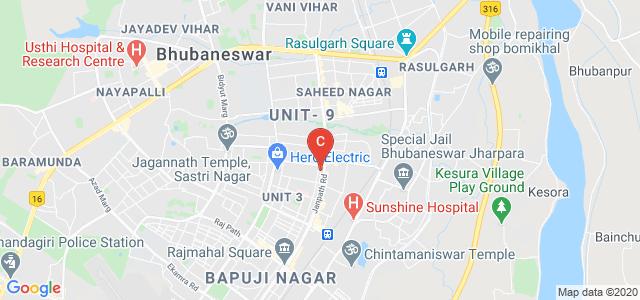 Kalinga Institute Of Management & Technology, Ekamra Vihar, UNIT- 9, Bhubaneswar, Odisha, India