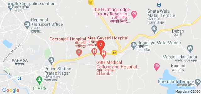 Pacific University, Nakoda Nagar, Rebariyon Ka Gurha, Udaipur, Rajasthan