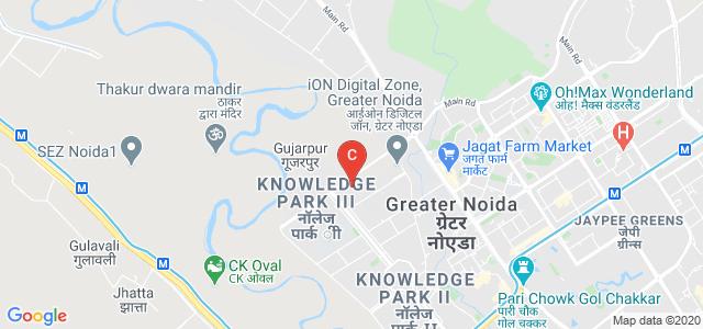 Galgotias College of Engineering and Technology, Knowledge Park II, Greater Noida, Uttar Pradesh, India