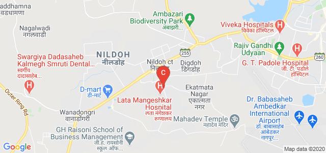 G. H. Raisoni College of Engineering, Hingna Rd, Digdoh Hills, Nagpur, Maharashtra, India