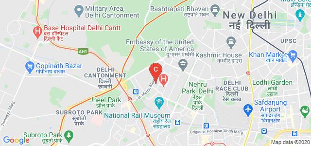 Jesus and Mary College, San Martin Marg, Bapu dham, Chanakyapuri, New Delhi, Delhi, India