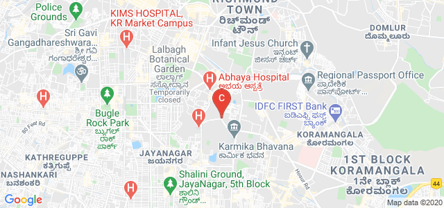 National Institute of Mental Health and Neurosciences, Hombegowda Nagar, Bangalore, Karnataka, India