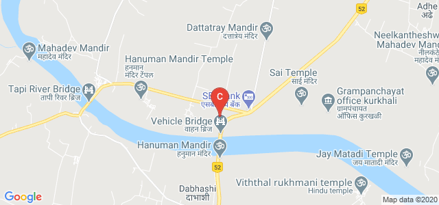 Nmims Shirpur Campus Side Rd, Savalade, Maharashtra 425405, India