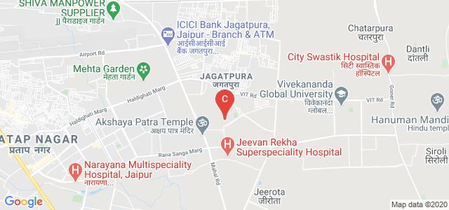 Suresh Gyan Vihar University, Mahal Road, Jagatpura, Jaipur, Rajasthan, India