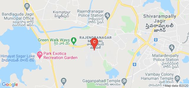 Tata Institute Of Social Sciences, Police Quaters, Rajendranagar mandal, Hyderabad, Telangana, India
