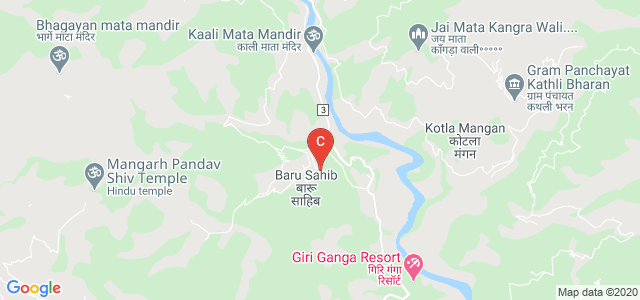 Akal College of Engineering and Technology, Baru Sahib Road, Baru Sahib, Sirmour, Himachal Pradesh, India