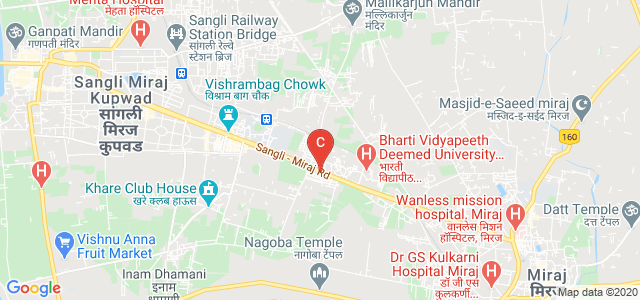 Miraj Road, Wanalesawadi, Vijaynagar, Sangli, Maharashtra, India