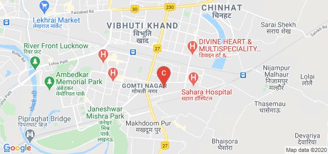 Jaipuria Institute of Management, Vineet Khand, Gomti Nagar, Lucknow, Uttar Pradesh, India