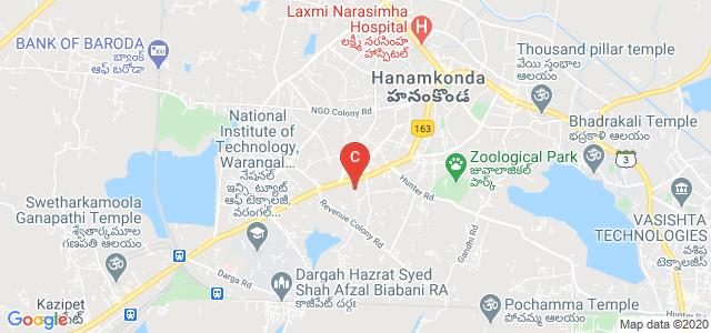 University Arts and Science College, Hyderabad - Warangal Highway, Opposite Rohini Hospital, Revenue Colony, Subedari, Hanamkonda, Telangana, India