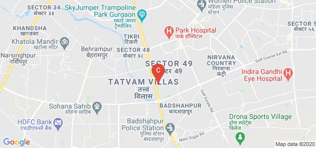 Vatika Business Park, Sohna-Gurgaon Road, Sector 49, Gurgaon, Haryana, India