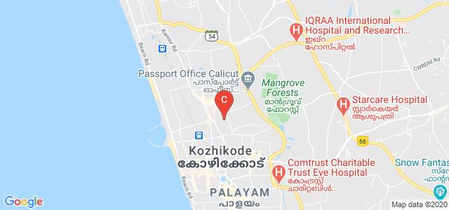 Holy Cross Institute of Management and Technology, Ashokapuram, Nadakkave, Calicut, Kerala, India