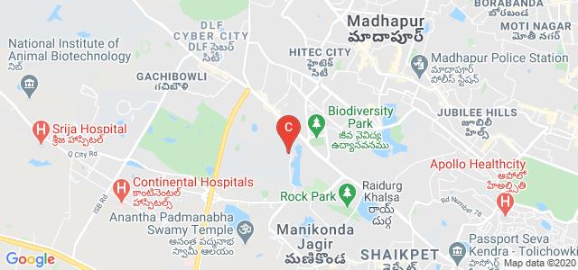 Engineering Staff College of India, Old Bombay Road, Jayabheri Pine Valley, Gachi Bowli, Hyderabad, Telangana, India