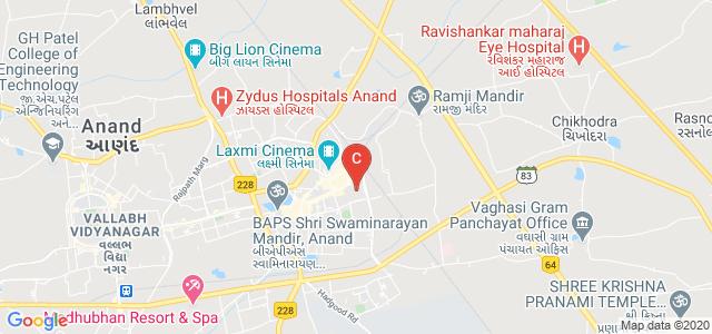 St.Stephen Institute of Business Management & Technology, Ganesh Chokdi, Sardar Ganj, Anand, Gujarat, India