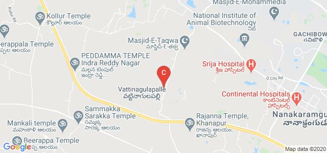 Vivekananda Institute of Engineering & Technology, Village, Vattinagulapally, Hyderabad, Ranga Reddy, Telangana, India