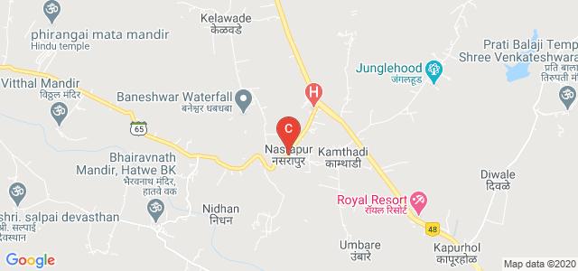 Navsahyadri Education Society's Group of Institutions, Naigaon, Pune, Maharashtra, India