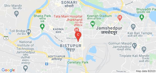 Jamshedpur Women's College, Contractors Area, Bistupur, Jamshedpur, Jharkhand, India