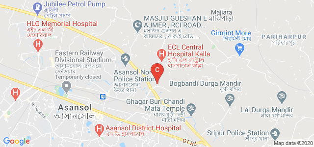 Kazi Nazrul University, Asansol, C H Kalla, Burdwan, West Bengal, India