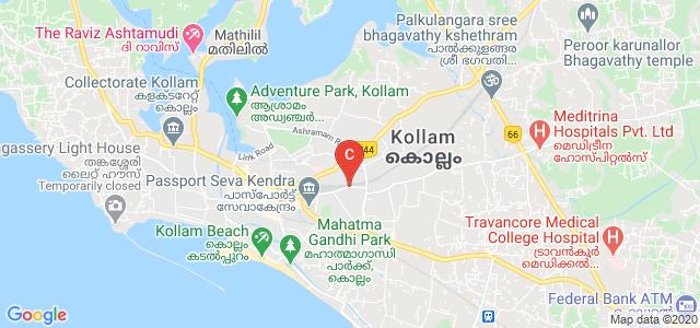 Fatima Mata National College, Chemmanmukku Railway Station Road, Jawahar Nagar, Karbala, Kollam, Kerala, India