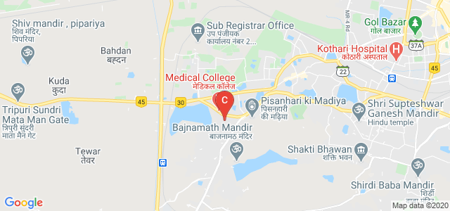 Madhya Pradesh Medical Science University, Doctors Colony, Medical College Colony, Jabalpur, Madhya Pradesh, India