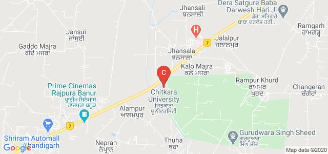 Chitkara University, Rajpura, Punjab, India
