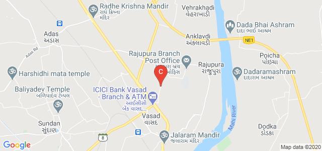 Saradar Vallabhbhai Patel Institute of Technology, Vasad, Gujarat, India