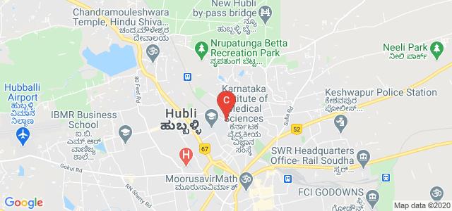 Karnataka Institute of Medical Sciences, Vidya Nagar, Hubli, Karnataka, India